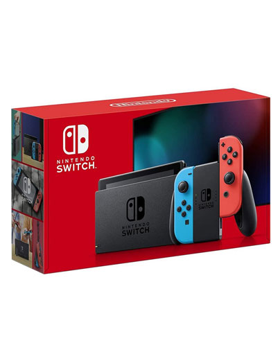Console Nintendo Switch Vermelho