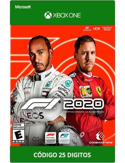 F1-2020-Xbox-One-Codigo-25-digitos