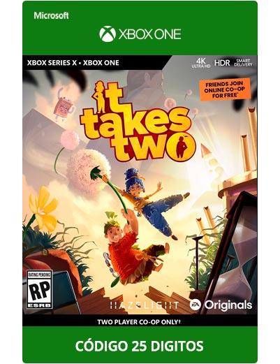 It-takes-Two-Xbox-One-Codigo-25-digitos