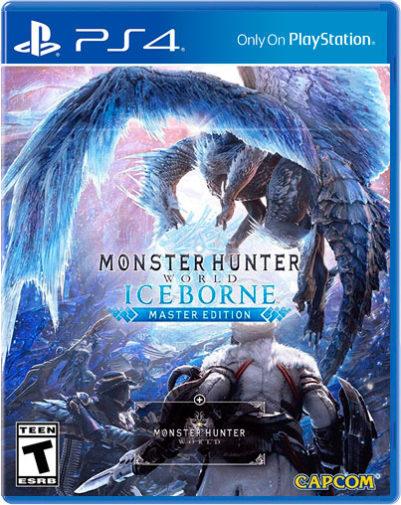 Monsteer-hunter-iceborn-PS4-Midia-fisica