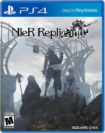 Nier-Replicant-PS4-Midia-Fisica