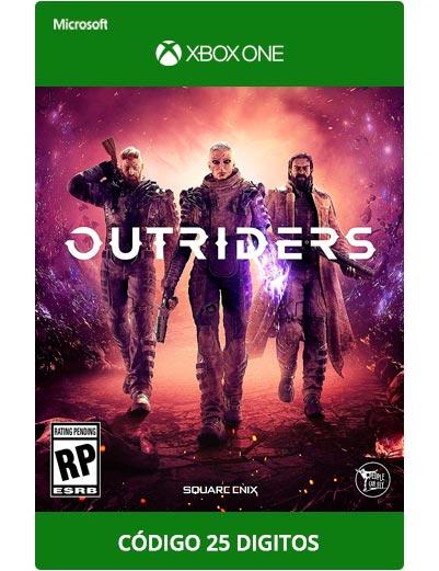 Outriders-Xbox-One-Codigo-25-digitos