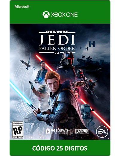 Star-Wars-jedi-Fallen-order-Xbox-One-Codigo-25-digitos