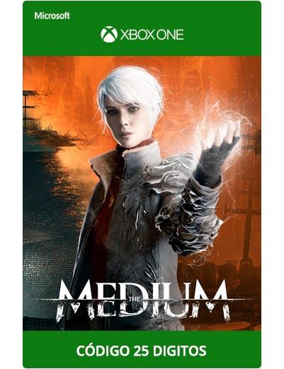 The-Medium-Xbox-One-Codigo-25-digitos
