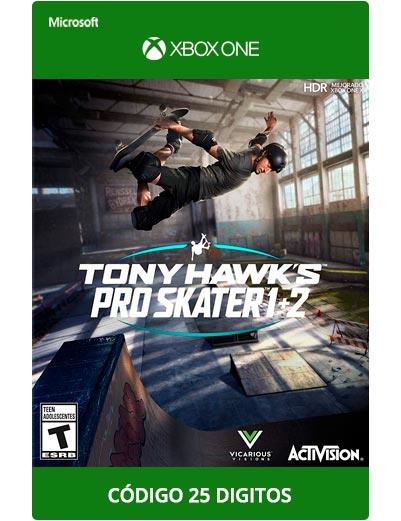 Tony-Hawks-Pro-Skater-1-e-2-Xbox-One-Codigo-25-digitos