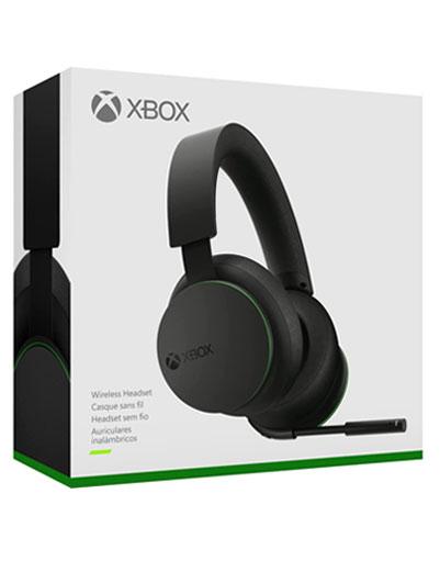Headset Xbox sem fio