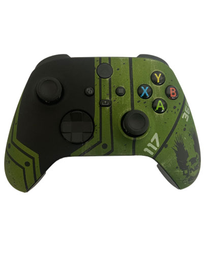 Controle-sem-fio-xbox-Series-X---S-Customizado-Halo-Edition