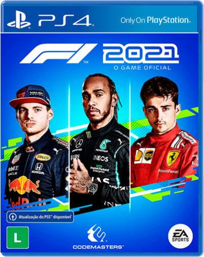 F1-2021-PS4-Midia-Fisica